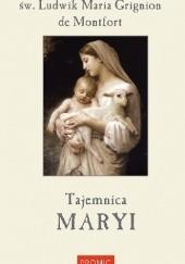 Okładka książki Tajemnica Maryi Ludwik Maria Grignion de Montfort
