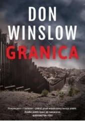 Okładka książki Granica Don Winslow