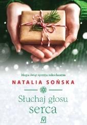 Okładka książki Słuchaj głosu serca Natalia Sońska
