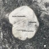 Okładka książki Litania. I inne wiersze przeciwko państwu Jacek Podsiadło