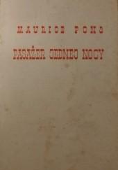 Okładka książki Pasażer jednej nocy Maurice Pons