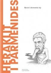 Okładka książki Heraklit i Parmenides. Bycie i stawanie się autor nieznany