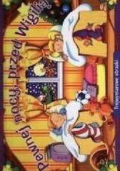 Okładka książki Pewnej nocy, przed Wigilią. Trójwymiarowe obrazki Barbara Ciecierska
