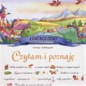 Okładka książki Krasnoludki. Czytam i poznaję