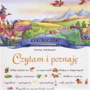 Okładka książki Krasnoludki. Czytam i poznaję praca zbiorowa