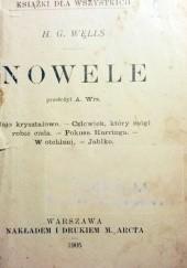 Okładka książki Nowele