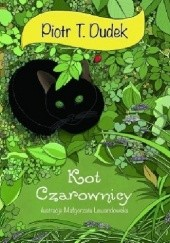 Okładka książki Kot czarownicy Piotr Dudek