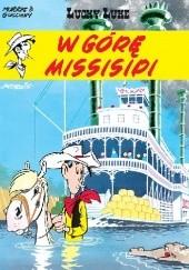 Okładka książki W górę Missisipi René Goscinny,Morris