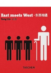 Okładka książki East meets West Yang Liu