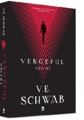 Okładka książki Vengeful. Mściwi Victoria Schwab