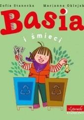 Okładka książki Basia i śmieci Zofia Stanecka,Marianna Oklejak