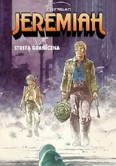 Okładka książki Jeremiah #19: Strefa graniczna Hermann Huppen