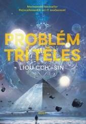 Okładka książki Problém tří těles Cixin Liu