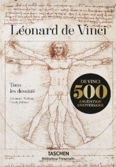 Okładka książki Léonard de Vinci. L'œuvre graphique Frank Zöllner,Johannes Nathan