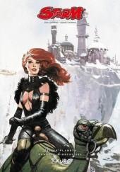 Okładka książki Storm: Żyjąca planeta / Vandaal Niszczyciel Martin Lodewijk,Don Lawrence