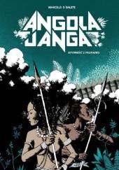Okładka książki Angola Janga. Opowieść z Palmares Marcelo D'Salete