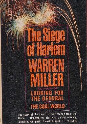 Okładka książki The Siege of Harlem Warren Miller