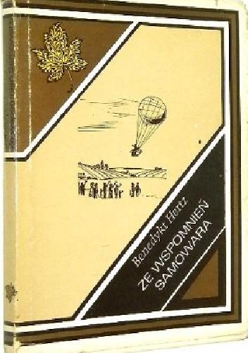 Okładka książki Ze wspomnień samowara Benedykt Hertz