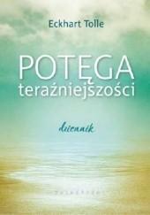 Okładka książki Potęga teraźniejszości. Dziennik Eckhart Tolle