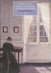 Okładka książki Korespondencja. Tom II. 1949-1980 Jarosław Iwaszkiewicz,Anna Iwaszkiewicz,Paweł Hertz