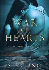 Okładka książki War of Hearts Samantha Young
