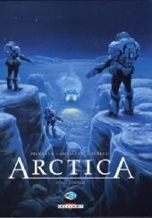 Okładka książki Arctica 10. Spisek
