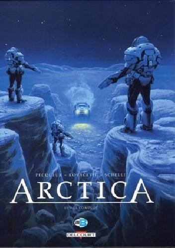 Okładka książki Arctica 10. Spisek Bojan Kovacevic,Daniel Pecquer