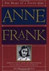 Okładka książki The Diary of a Young Girl Anne Frank