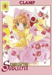 Okładka książki Card Captor Sakura #5 Nanase Ohkawa,Mokona Apapa,Tsubaki Nekoi,Satsuki Igarashi