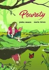 Okładka książki Powroty Marta Teives,Pedro Moura