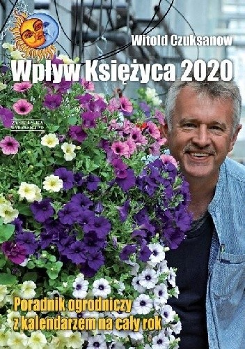 Okładka książki Wpływ Księżyca 2020 Witold Czuksanow