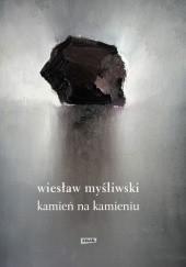 Okładka książki Kamień na kamieniu Wiesław Myśliwski
