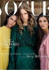 Okładka książki Vogue Polska, nr 21/listopad 2019 Redakcja Magazynu Vogue Polska