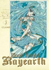 Okładka książki Magic Knight Rayearth #5 Nanase Ohkawa,Mokona Apapa,Tsubaki Nekoi,Satsuki Igarashi