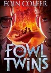 Okładka książki The Fowl Twins
