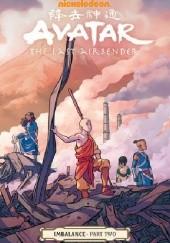 Okładka książki Avatar: The Last Airbender: Imbalance, Part Two