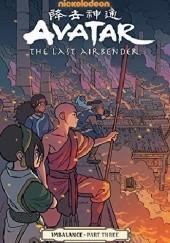 Okładka książki Avatar: The Last Airbender: Imbalance, Part Three