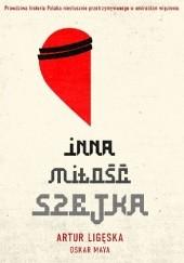 Okładka książki Inna miłość szejka Artur Ligęska,Oskar Maya