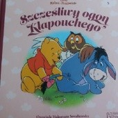 Okładka książki Szczęśliwy ogon Kłapouchego Małgorzata Strzałkowska