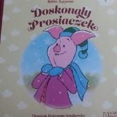 Okładka książki Doskonały Prosiaczek Małgorzata Strzałkowska