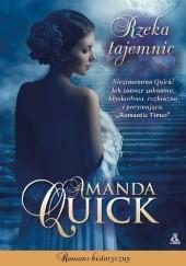 Okładka książki Rzeka tajemnic Amanda Quick