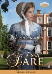 Okładka książki Ich zwycięstwa Tessa Dare