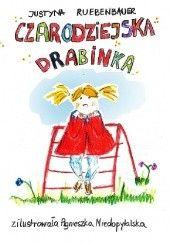 Okładka książki Czarodziejska drabinka Justyna Ruebenbauer