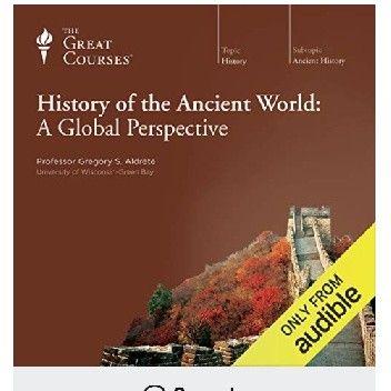 Okładka książki History of the Ancient World: A Global Perspective Gregory S. Aldrete
