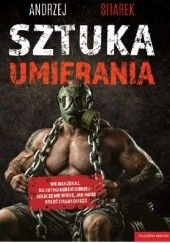 Okładka książki Sztuka umierania Andrzej Sitarek