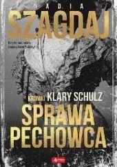 Okładka książki Sprawa Pechowca Nadia Szagdaj