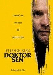 Okładka książki Doktor Sen Stephen King