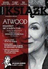 Okładka książki Ksiązki. Magazyn do czytania, nr 5 (38) / listopad 2019 Redakcja magazynu Książki