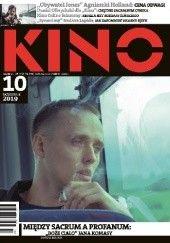 Okładka książki Kino, nr 10 / październik 2019 Redakcja miesięcznika Kino