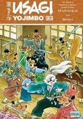 Okładka książki Usagi Yojimbo Saga Volume 5 Stan Sakai